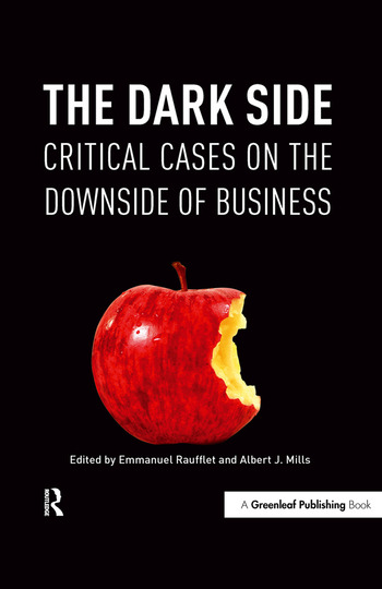 The Dark Side Critical Cases on the Downside of Business book cover