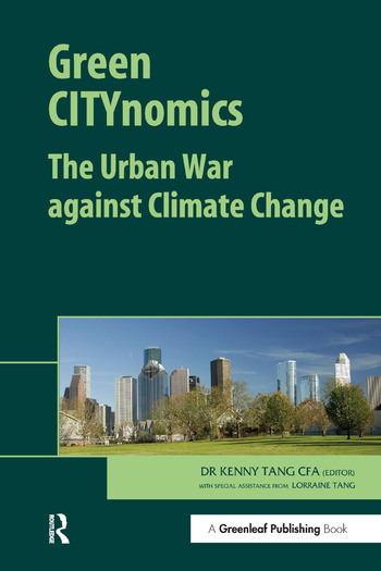 Green CITYnomics The Urban War against Climate Change book cover