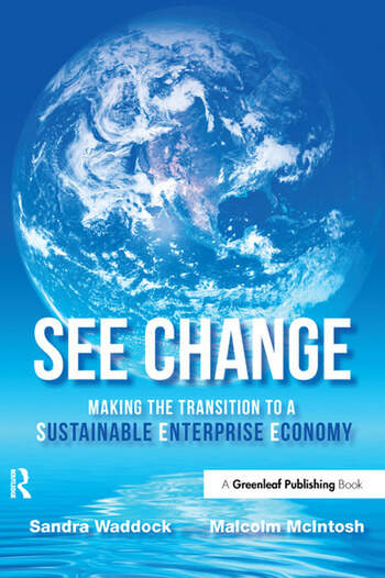 SEE Change Making the Transition to a Sustainable Enterprise Economy book cover