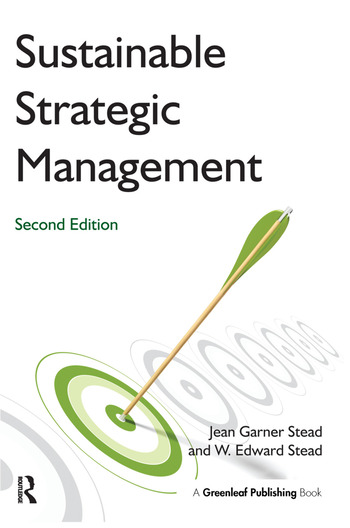Sustainable Strategic Management book cover