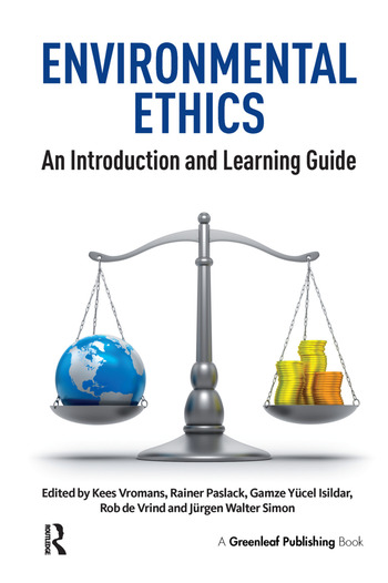 Environmental Ethics An Introduction and Learning Guide book cover