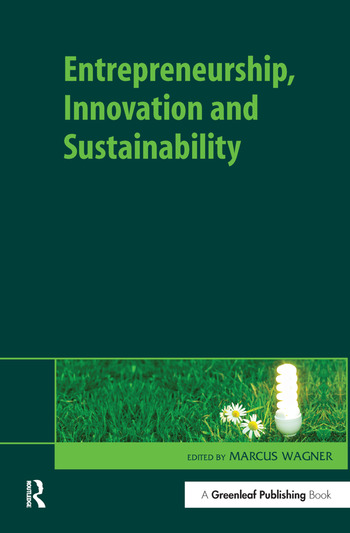 Entrepreneurship, Innovation and Sustainability book cover