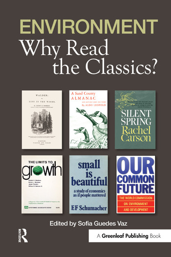 Environment: Why Read the Classics book cover