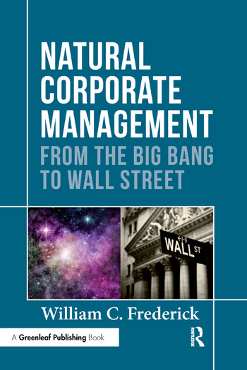 Natural Corporate Management From the Big Bang to Wall Street book cover