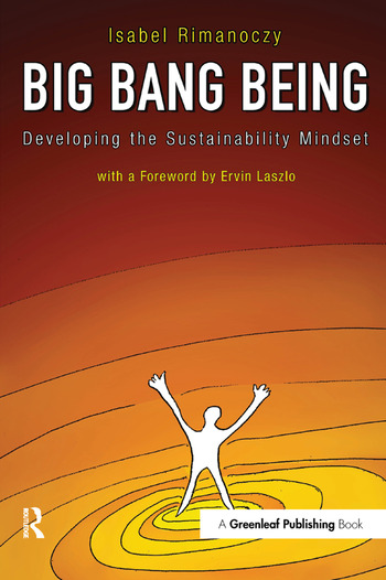 Big Bang Being Developing the Sustainability Mindset book cover