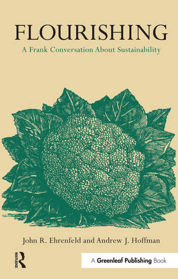 Flourishing A Frank Conversation about Sustainability book cover
