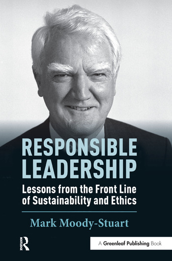 Responsible Leadership Lessons from the Front Line of Sustainability and Ethics book cover