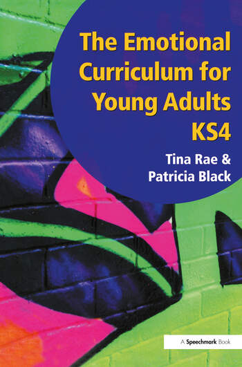 The Emotional Curriculum for Young Adults book cover