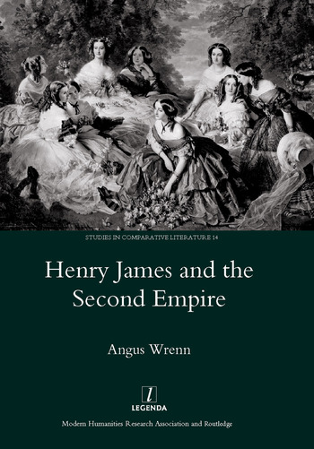 Henry James and the Second Empire book cover