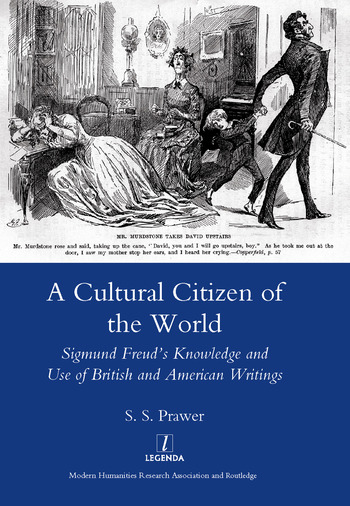 A Cultural Citizen of the World Sigmund Freud's Knowledge and Use of British and American Writings book cover