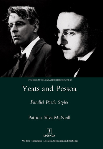 Yeats and Pessoa Parallel Poetic Styles book cover