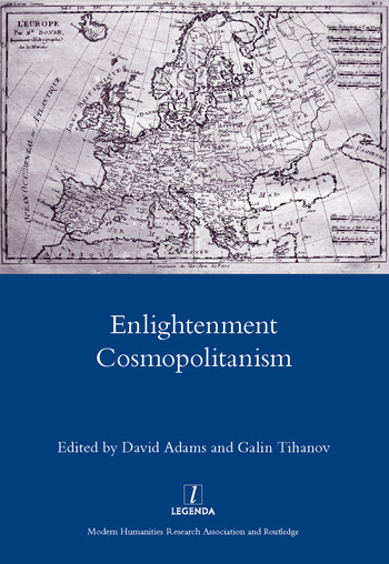Enlightenment Cosmopolitanism book cover