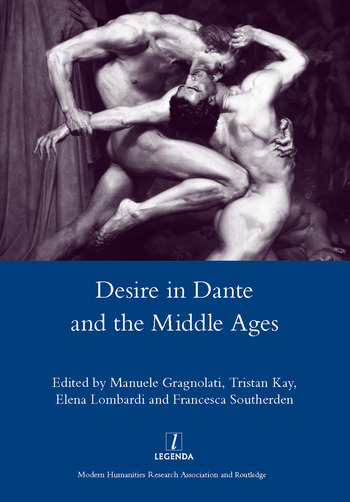 Desire in Dante and the Middle Ages book cover