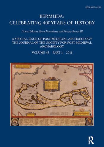 Bermuda Celebrating 400 Years of History book cover