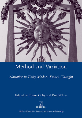 Method and Variation Narrative in Early Modern French Thought book cover