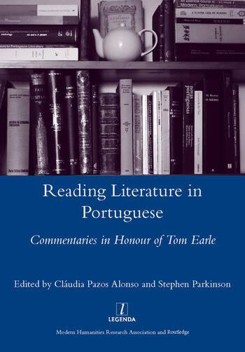 Reading Literature in Portuguese book cover