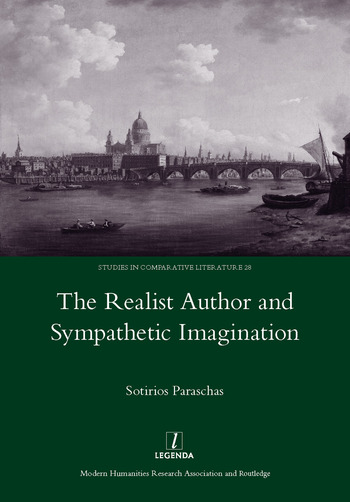 The Realist Author and Sympathetic Imagination book cover