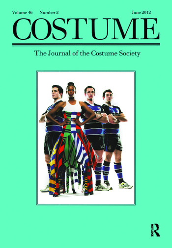 Costume A Volume for the London Olympics book cover