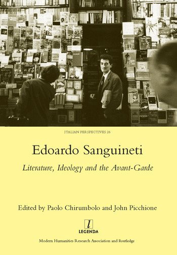 Edoardo Sanguineti Literature, Ideology and the Avant-garde book cover