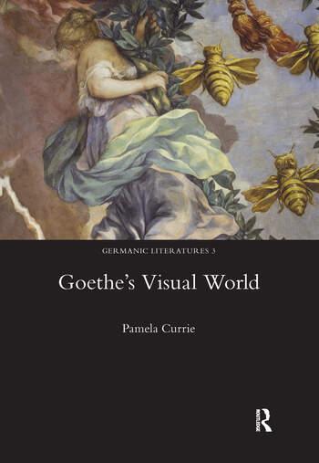 Goethe's Visual World book cover
