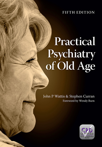 Practical Psychiatry of Old Age, Fifth Edition book cover
