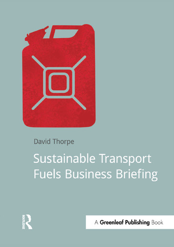 Sustainable Transport Fuels Business Briefing book cover