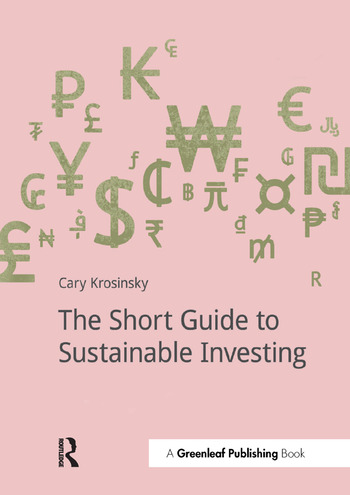 The Short Guide to Sustainable Investing book cover
