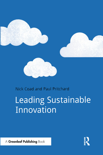 Leading Sustainable Innovation book cover