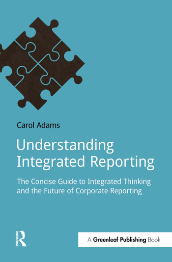 Understanding Integrated Reporting The Concise Guide to Integrated Thinking and the Future of Corporate Reporting book cover
