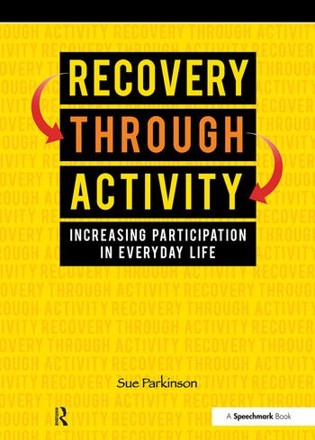 Recovery Through Activity book cover