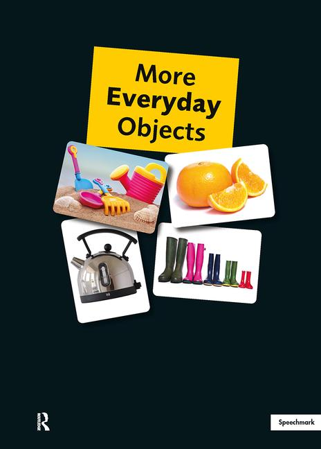 More Everyday Objects: Colorcards book cover