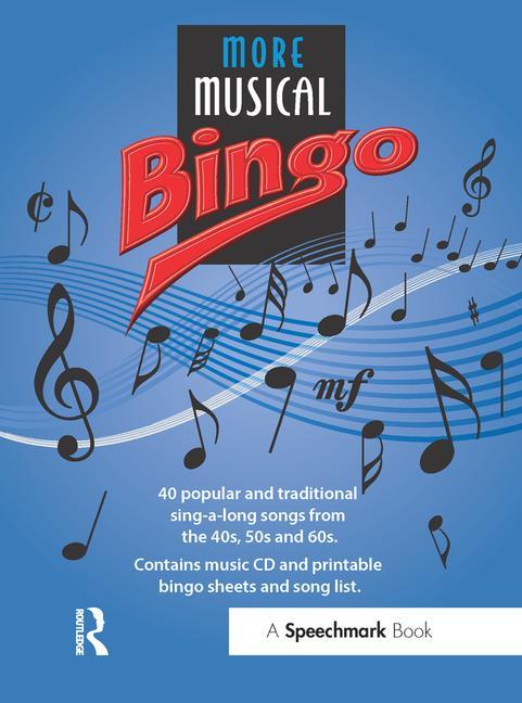 More Musical Bingo book cover