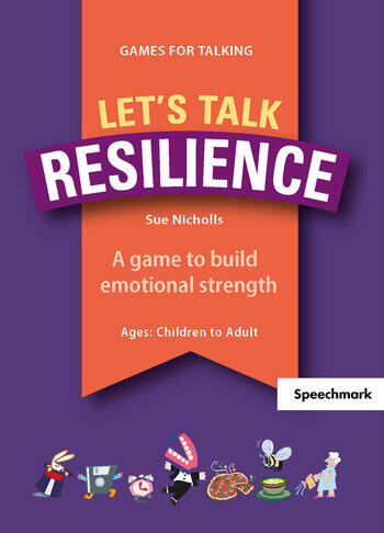 Let's Talk Resilience book cover