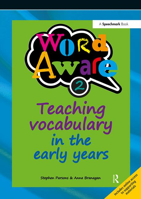 Word Aware 2 Teaching Vocabulary in the Early Years book cover