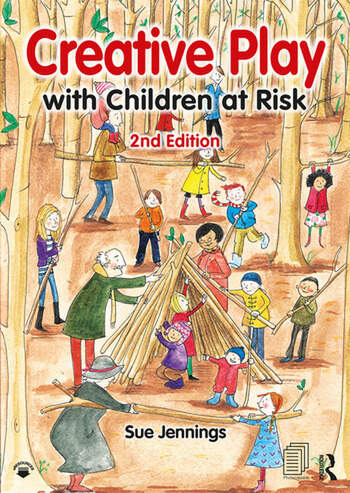 Creative Play with Children at Risk book cover