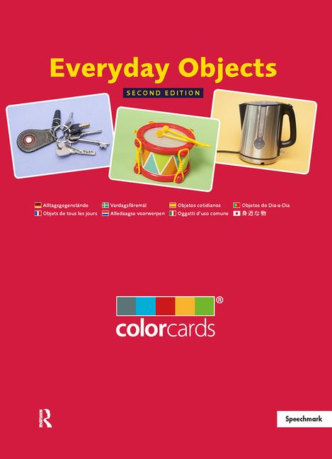 Everyday Objects: Colorcards 2nd Edition book cover