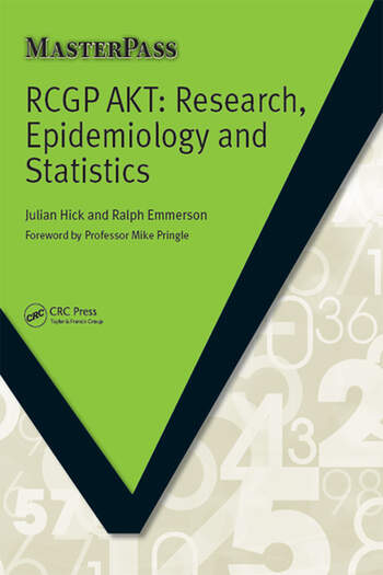 RCGP AKT: Research, Epidemiology and Statistics
