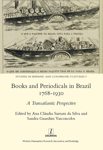 Books and Periodicals in Brazil 1768-1930 book cover