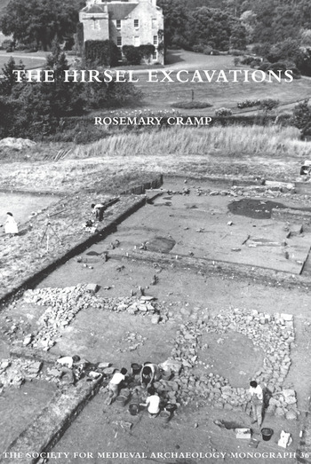 The Hirsel Excavations book cover