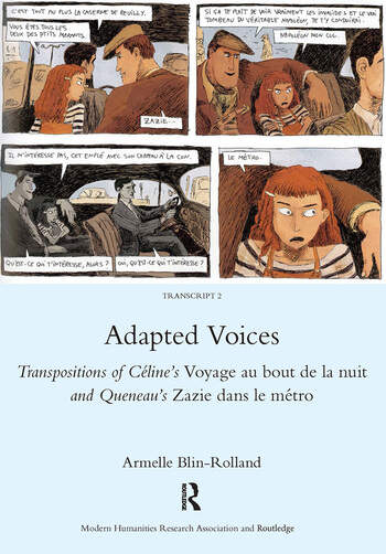 Adapted Voices book cover
