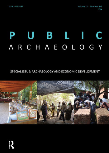 Archaeology and Economic Development book cover