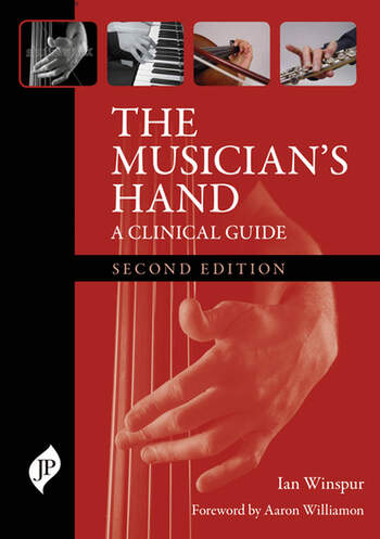 The Musician's Hand book cover