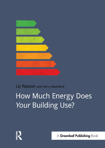 How Much Energy Does Your Building Use? book cover