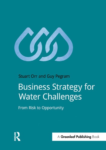 Business Strategy for Water Challenges From Risk to Opportunity book cover