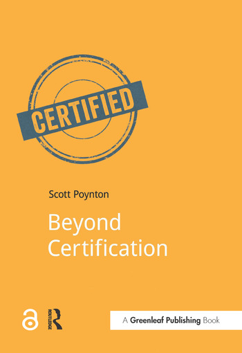 Beyond Certification book cover