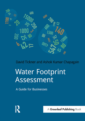 Water Footprint Assessment A Guide for Business book cover