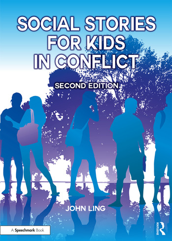 Social Stories for Kids in Conflict book cover