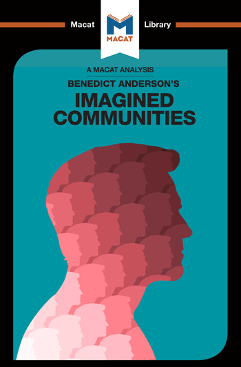 An Analysis of Benedict Anderson's Imagined Communities book cover