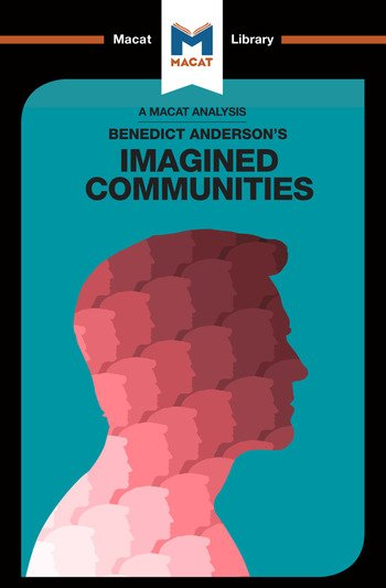 Imagined Communities book cover