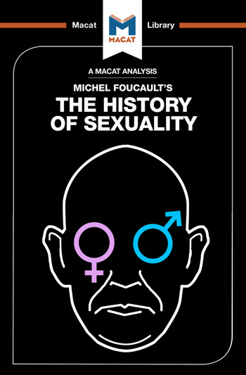 History of Sexuality book cover